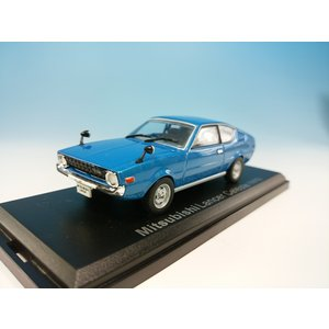 国産名車コレクション 1/43  Vol.105   三菱 ランサー セレステ  1975