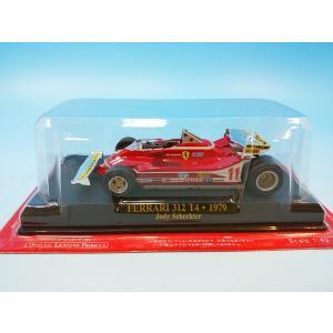 アシェット フェラーリF1コレクション1/43 フェラーリ 312 T4 1979 J.シェクター|westpoint
