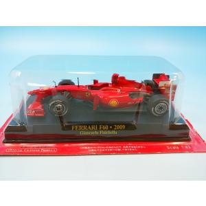 アシェット フェラーリF1コレクション1/43 フェラーリ F60 2009 G.フィジケラ|westpoint