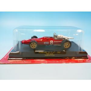 アシェット フェラーリF1コレクション1/43 フェラーリ 312 F1-67  1967 #8|westpoint