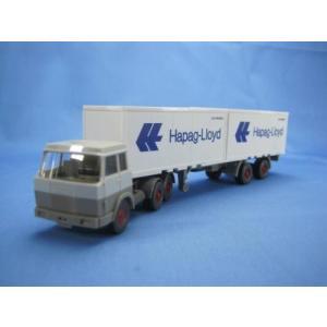 ヴィキング 1/87 Norm-Container Sattelzug westpoint