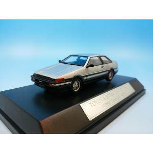 インターアライド ハイストーリ 1/43 トヨタ スプリンター トレノ 2ドア 1983 GTアペックス シルバー HS004 westpoint