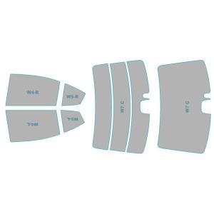カーフィルム カット済み シルフィード 断熱スモーク スバル WRX 【VAB型】 年式 H26.8-H29.5 車検対応 業務用 スモークフィルム ウインドウ フィルム|westwave3013