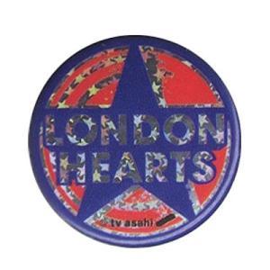 ロンドンハーツ [ 番組ロゴ ] 缶バッチ|wetnodsedog