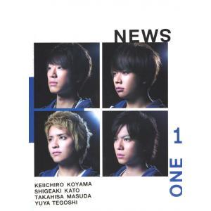 NEWS ONE 1 非売品クリアファイル 1 [ 公式グッズ ](中古ランクB) wetnodsedog