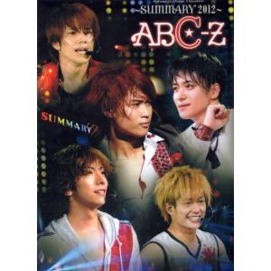 A.B.C-Z SUMMARY 2012 非売品クリアファイル[ 公式グッズ ]|wetnodsedog