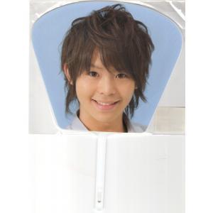Hey!Say!JUMP 有岡大貴「SUMMARY 2010」ミニうちわ[ 公式グッズ ](中古ランクB) wetnodsedog