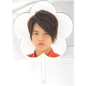 Hey!Say!JUMP 岡本圭人「SUMMARY 2011」ミニうちわ[ 公式グッズ ](中古ランクB) wetnodsedog