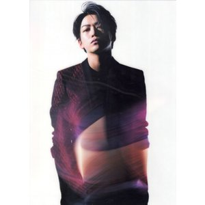 KAT-TUN 亀梨和也「LIVE TOUR 2014 come Here」クリアファイル [ 公式グッズ ]|wetnodsedog