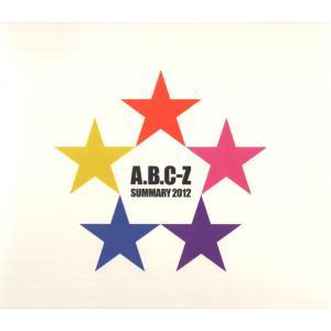 A.B.C-Z「A.B.C-Z SUMMARY2012」パンフレット[ 公式グッズ ](中古ランクA)|wetnodsedog