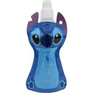 ディズニー [ スティッチ ] 折りたたみ水筒 (Sサイズ)|wetnodsedog