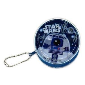 スター・ウォーズ [ R2-D2 ] 丸形コインケース|wetnodsedog