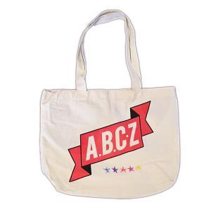 A.B.C-Z「ABC座 2014 ジャニーズ伝説」トートバッグ [ 公式グッズ ](中古ランクA)|wetnodsedog