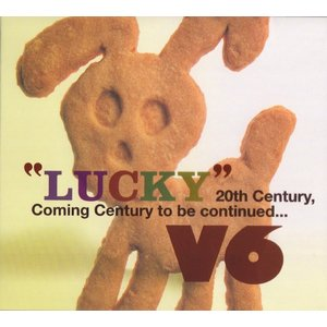 "V6 [ CD ] ""LUCKY""20th Century,Coming Century to be continued…(初回限定盤)(中古ランクB)