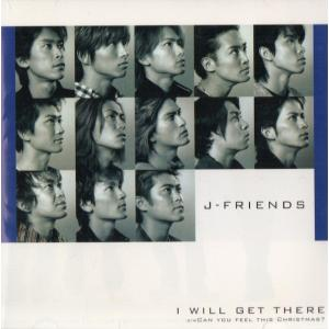 J-FRIENDS [ CD ] I WILL GET THERE(中古ランクA)|wetnodsedog