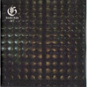 KinKi Kids [ CD ] G album 24/7(初回限定盤)(中古ランクA)|wetnodsedog