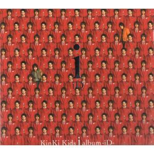 KinKi Kids [ CD+DVD ] I album -iD-(初回限定盤)(中古ランクB)|wetnodsedog