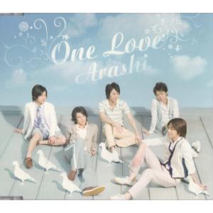 [嵐] CD 「One Love」通常盤    1. One Love   2. How to fl...