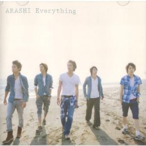 [嵐] CD+DVD 「Everything」初回限定盤  ディスク:1 1. Everything...