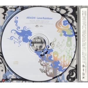 嵐 [ CD ] Love Rainbow(通常盤)(中古ランクA)|wetnodsedog|02