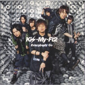 Kis-My-Ft2 [ CD+DVD ] Everybody Go(初回限定盤B)(中古ランクA)|wetnodsedog