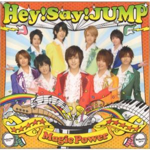 [Hey!Say!JUMP] CD 「Magic Power」通常盤    1. Magic Pow...
