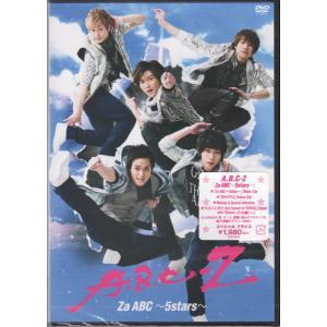A.B.C-Z [ DVD ] A.B.C-Z Za ABC〜5stars〜  新品|wetnodsedog