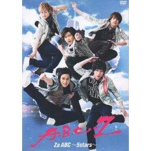 A.B.C-Z [ DVD ] Za ABC〜5stars〜(中古ランクA)|wetnodsedog
