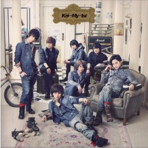 Kis-My-Ft2 [ CD+DVD ] Kis-My-1st(初回限定盤)(中古ランクB)|wetnodsedog