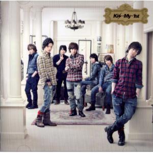 Kis-My-Ft2 [ CD2枚組 ] Kis-My-1st(初回限定盤)(中古ランクB)|wetnodsedog