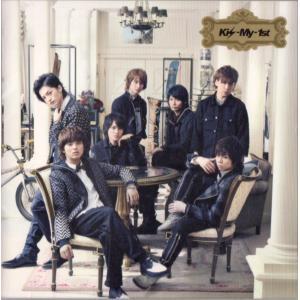 Kis-My-Ft2 [ CD ] Kis-My-1st(通常盤/初回仕様)(中古ランクB)|wetnodsedog