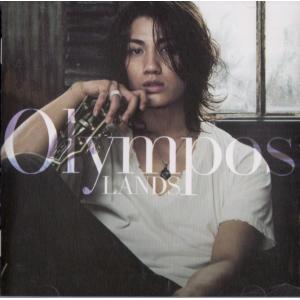 LANDS/赤西仁 [ CD ] Olympos(初回プレス仕様)(中古ランクA) wetnodsedog