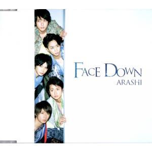 [嵐] CD 「Face Down」通常盤    1. Face Down   2. 目指した未来へ...