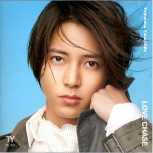 山下智久 [ CD ] LOVE CHASE(通常盤)(中古ランクA)|wetnodsedog