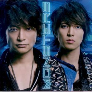 山下智久+香取慎吾 [ CD ] The MONSTERS(...