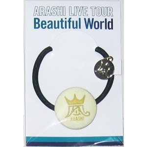 [嵐] ジャニーズ公式グッズ  *「ARASHI LIVE TOUR Beautiful World...