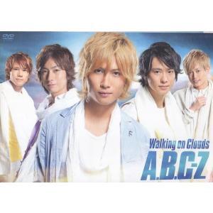 A.B.C-Z [ DVD+CD ] Walking on Clouds(初回限定盤)(中古ランクA)|wetnodsedog