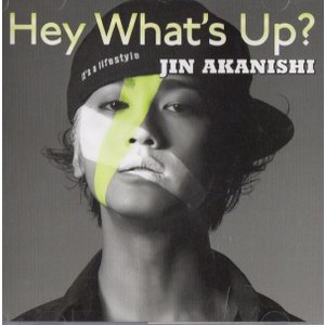 赤西仁 [ CD+DVD ] HEY WHAT'S UP?(初回限定盤B)(中古ランクA) wetnodsedog