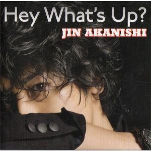 赤西仁 [ CD ] HEY WHAT'S UP?(初回限定盤C)フォトブックレット付(中古ランクA) wetnodsedog
