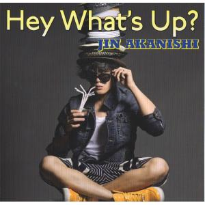 赤西仁 [ CD ] HEY WHAT'S UP?(通常盤)(中古ランクA) wetnodsedog
