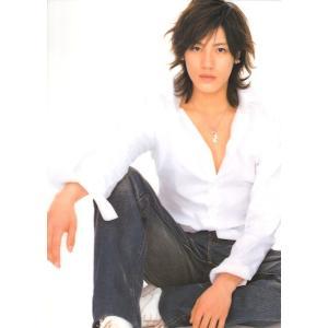KAT-TUN 赤西仁「Looking KAT-TUN 2005」クリアファイル [ 公式グッズ ]|wetnodsedog