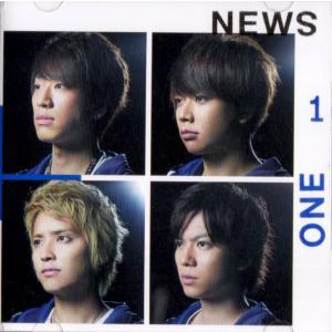 (中古)NEWS [ CD+DVD ] ONE -for the win- (初回限定盤A)