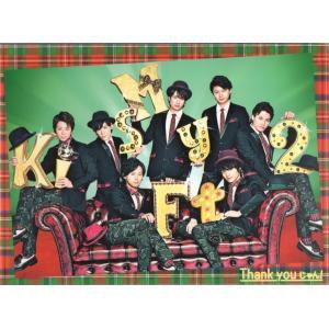 Kis-My-Ft2 [ CD+DVD ] Thank youじゃん!(初回限定盤B)(中古ランクA)|wetnodsedog