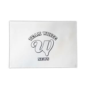 NEWS「TEAM WHITE」クラッチバッグ [ 公式グッズ ] wetnodsedog