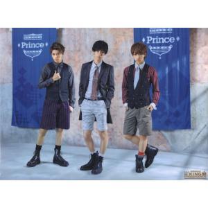 Prince「Mr.KING SUMMER STARION」クリアファイル [ 公式グッズ ]|wetnodsedog