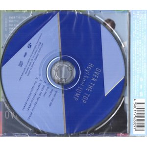 Hey!Say!JUMP [ CD ] OVER THE TOP(通常盤)新品|wetnodsedog|02