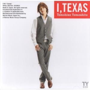 山下智久 [ CD+DVD ] 愛、テキサス(山下智久SHOP限定盤)(中古ランクA)|wetnodsedog