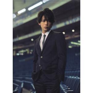 "KAT-TUN 亀梨和也「KAT-TUN 10TH ANNIVERSARY LIVE TOUR ""10Ks!""」クリアファイル [ 公式グッズ ]|wetnodsedog"