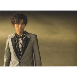 Kis-My-Ft2 藤ヶ谷太輔「MUSIC COLOSSEUM」クリアファイル [ 公式グッズ ]|wetnodsedog