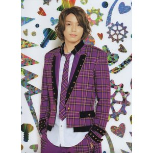 Hey!Say!JUMP 高木雄也「JUMPing CARnival COUNTDOWN LIVE 2015-2016」クリアファイル [ 公式グッズ ]|wetnodsedog